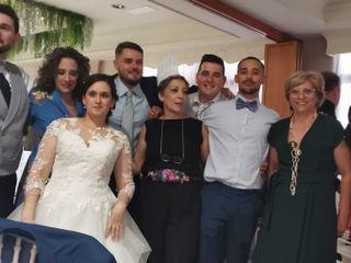 La boda de Antonio  y Lidia