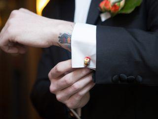 La boda de Lara y James 3
