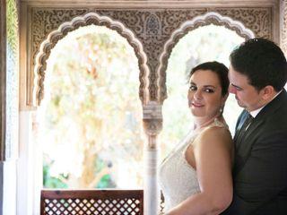 La boda de Elena y Javi 1