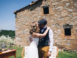 La boda de Montse y Vando