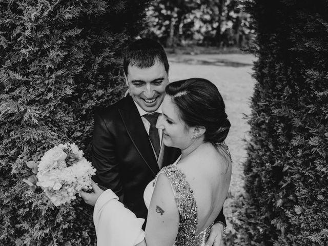 La boda de Alex y Sara en Casalarreina, La Rioja 8