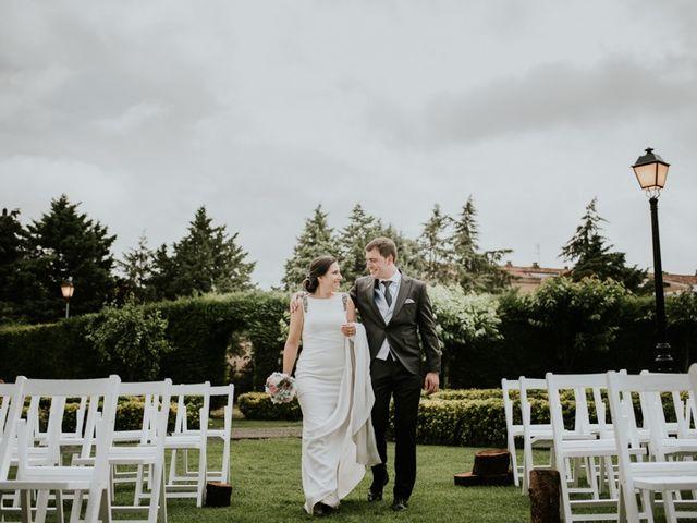 La boda de Alex y Sara en Casalarreina, La Rioja 9