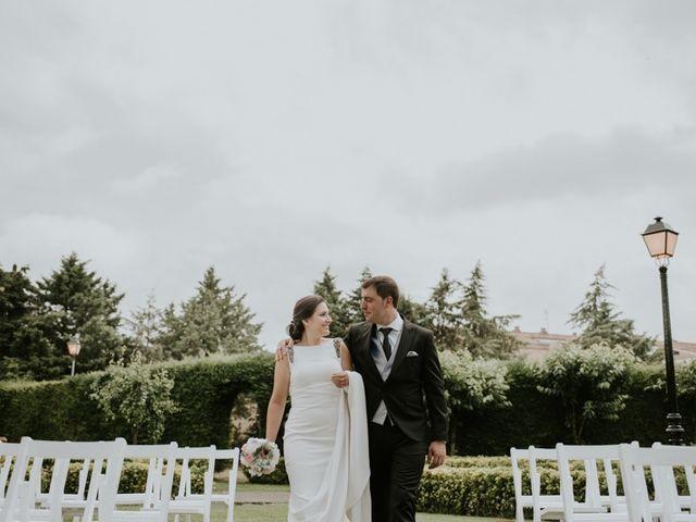 La boda de Alex y Sara en Casalarreina, La Rioja 10