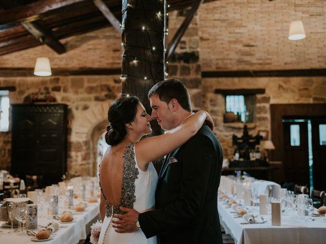 La boda de Alex y Sara en Casalarreina, La Rioja 1