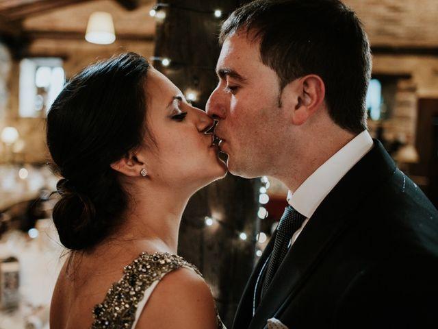 La boda de Alex y Sara en Casalarreina, La Rioja 12
