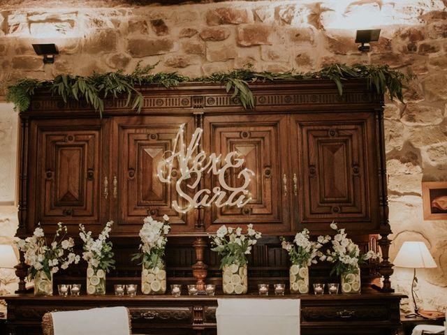 La boda de Alex y Sara en Casalarreina, La Rioja 19