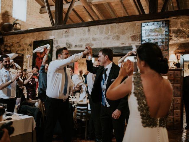 La boda de Alex y Sara en Casalarreina, La Rioja 22