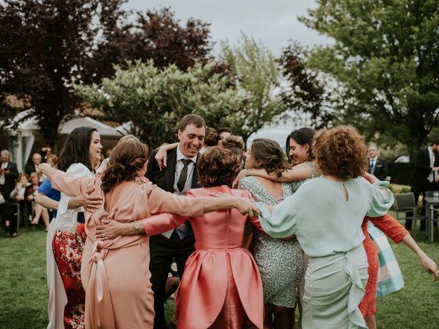 La boda de Alex y Sara en Casalarreina, La Rioja 32