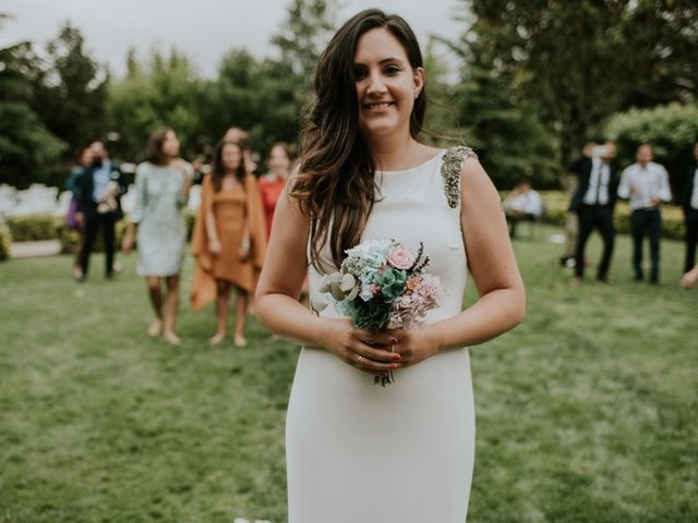 La boda de Alex y Sara en Casalarreina, La Rioja 33
