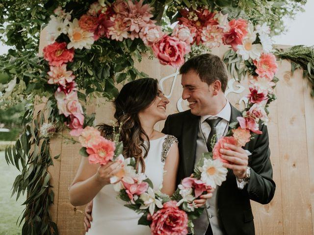 La boda de Alex y Sara en Casalarreina, La Rioja 35