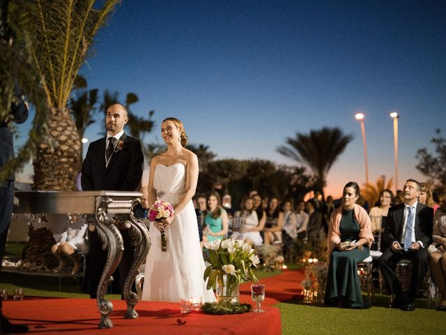 La boda de Blas y Aitana en Murcia, Murcia 9