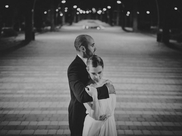 La boda de Aitana y Blas
