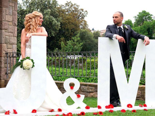 La boda de Montse y Javi