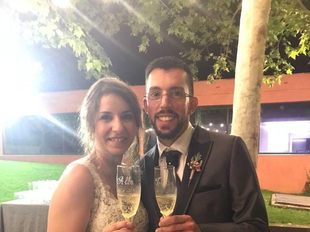 La boda de Jona  y Alba  en Sant Cugat Sesgarrigues, Barcelona 3
