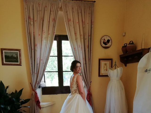 La boda de Jona  y Alba  en Sant Cugat Sesgarrigues, Barcelona 4