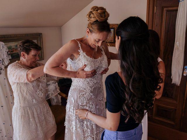 La boda de Mariano y Maribel en O Carballiño, Orense 18