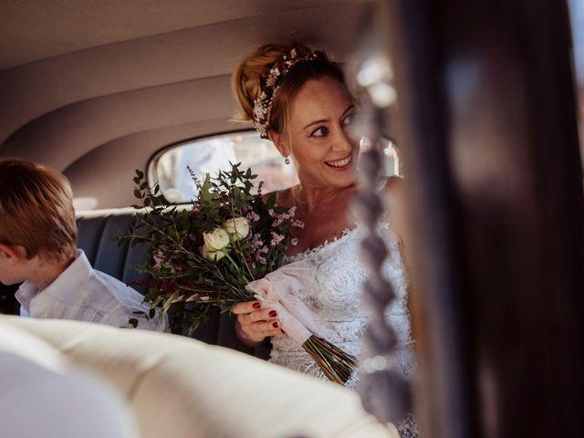 La boda de Mariano y Maribel en O Carballiño, Orense 38