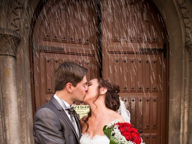 La boda de David  y Lourdes en Burgos, Burgos 14
