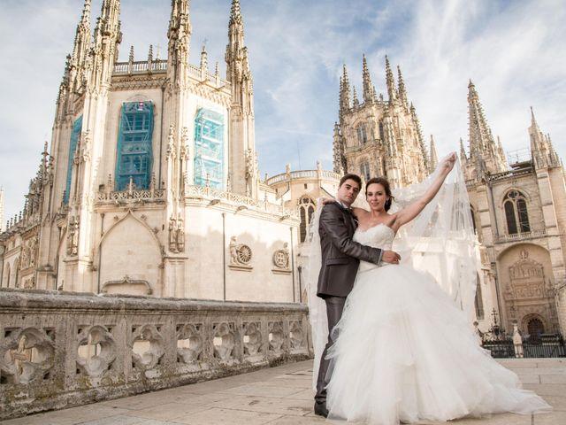 La boda de David  y Lourdes en Burgos, Burgos 16