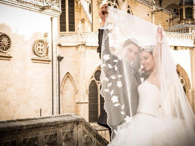 La boda de David  y Lourdes en Burgos, Burgos 17