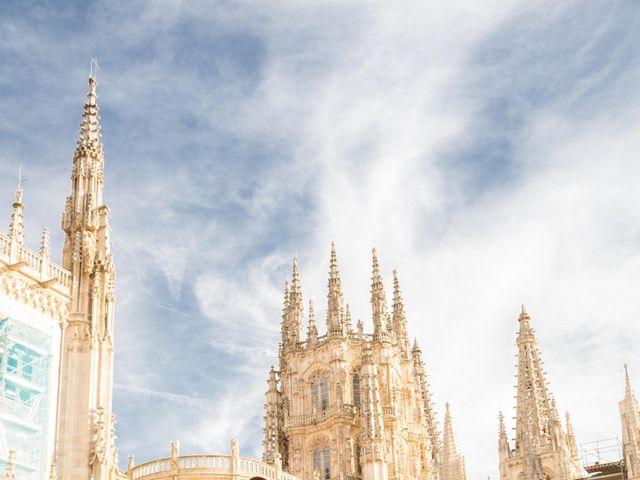 La boda de David  y Lourdes en Burgos, Burgos 18