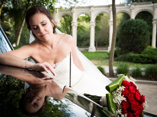 La boda de David  y Lourdes en Burgos, Burgos 20