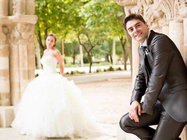 La boda de David  y Lourdes en Burgos, Burgos 21