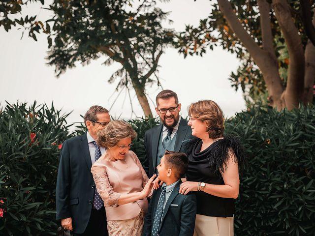 La boda de José y Marga en Alacant/alicante, Alicante 10