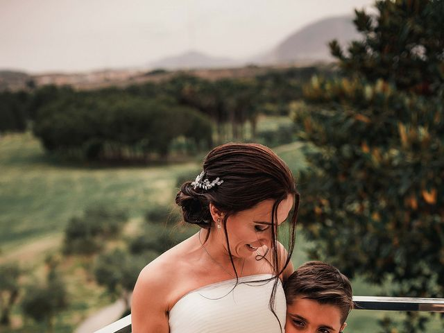 La boda de José y Marga en Alacant/alicante, Alicante 35
