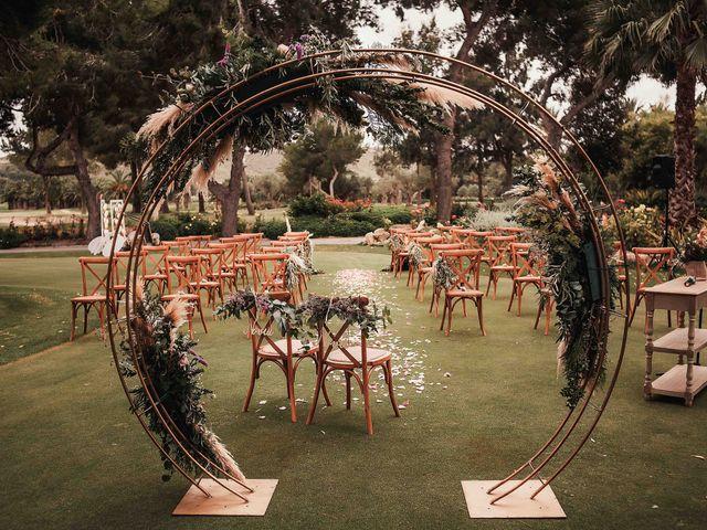 La boda de José y Marga en Alacant/alicante, Alicante 44