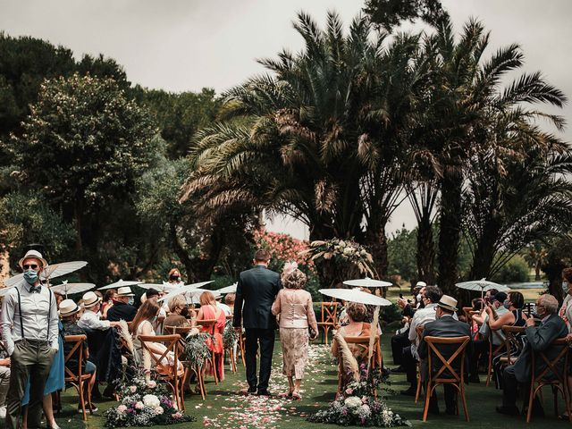 La boda de José y Marga en Alacant/alicante, Alicante 55