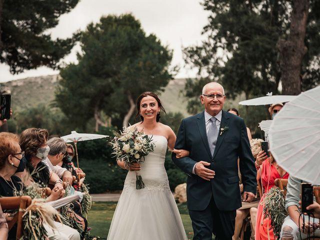 La boda de José y Marga en Alacant/alicante, Alicante 58