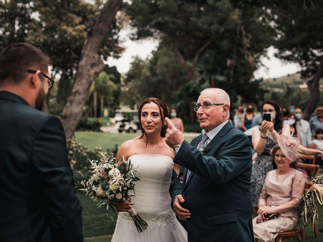 La boda de José y Marga en Alacant/alicante, Alicante 59