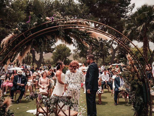 La boda de José y Marga en Alacant/alicante, Alicante 66