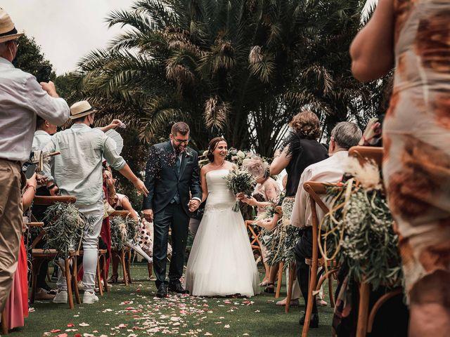 La boda de José y Marga en Alacant/alicante, Alicante 68