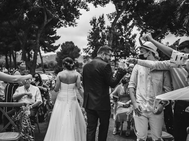 La boda de José y Marga en Alacant/alicante, Alicante 69
