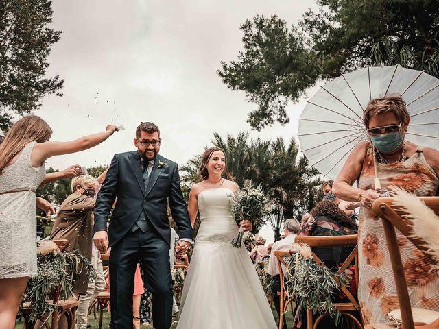 La boda de José y Marga en Alacant/alicante, Alicante 71