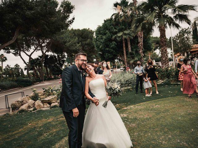 La boda de José y Marga en Alacant/alicante, Alicante 73