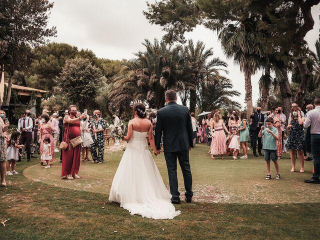 La boda de José y Marga en Alacant/alicante, Alicante 74