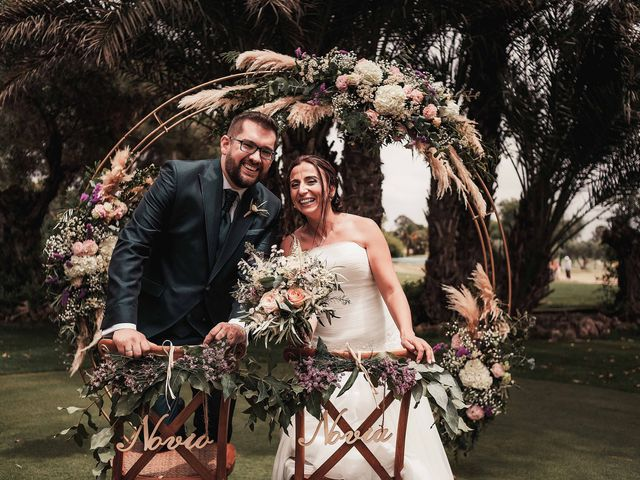 La boda de José y Marga en Alacant/alicante, Alicante 75