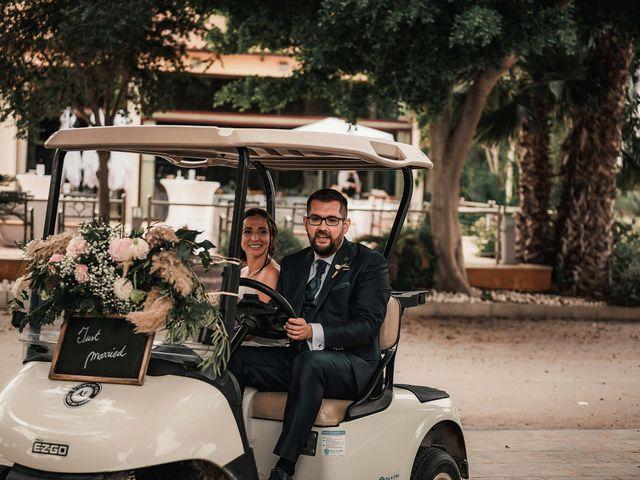 La boda de José y Marga en Alacant/alicante, Alicante 79