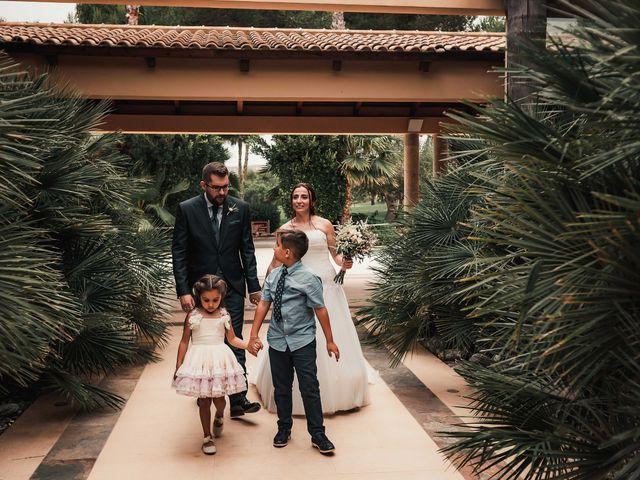 La boda de José y Marga en Alacant/alicante, Alicante 112