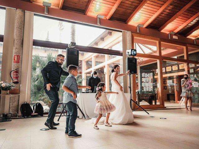 La boda de José y Marga en Alacant/alicante, Alicante 131