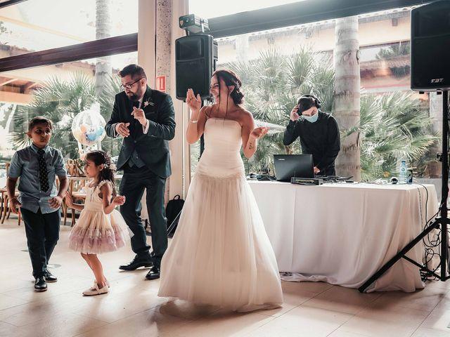 La boda de José y Marga en Alacant/alicante, Alicante 132