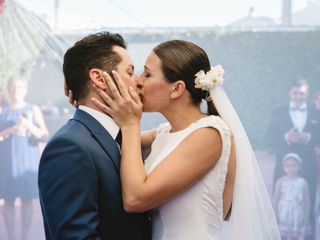 La boda de Maria Luisa y Samu