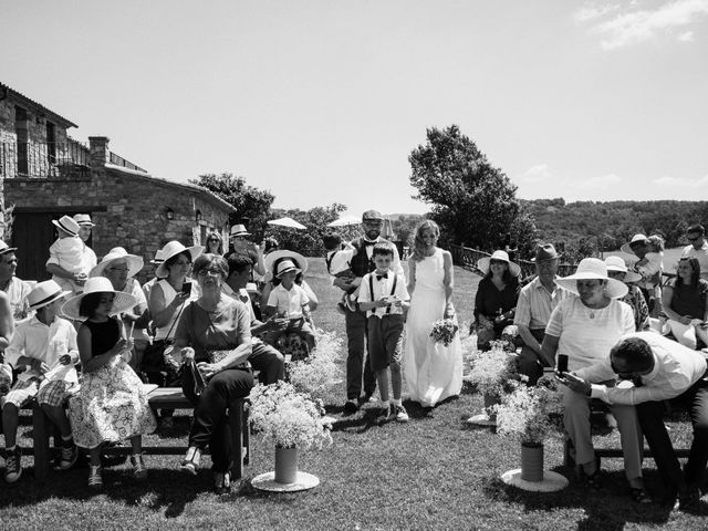 La boda de Vando y Montse en Caldes De Montbui, Barcelona 14
