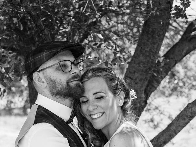 La boda de Vando y Montse en Caldes De Montbui, Barcelona 1