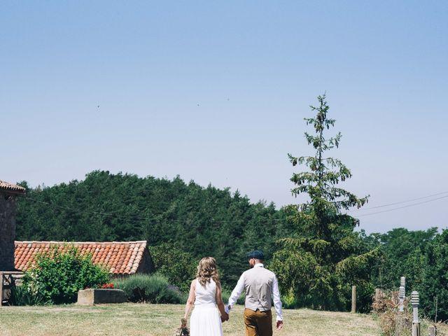 La boda de Vando y Montse en Caldes De Montbui, Barcelona 20