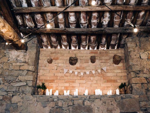 La boda de Vando y Montse en Caldes De Montbui, Barcelona 31
