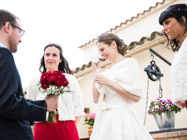 La boda de Roger y Neus en La Pobla De Claramunt, Barcelona 19